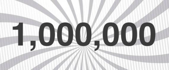 1.000.000 de mailuri pe ora